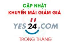 Chương trình khuyến mãi Yes24 đồng giảm 50% cho đơn THỜI TRANG HÀN QUỐC