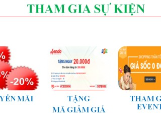 300k COUPON Phiếu giảm giá Sendo 300k cho một số sản phẩm Điện Thoại