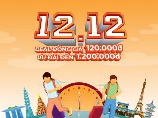 [KLOOK] Nhập mã nhận ưu đãi du lịch lên đến 1200K