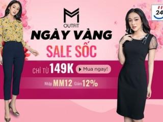 [Yes24.vn] Thời trang TOSON sale 40% Bộ sưu tập Thu đông