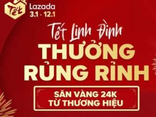 Mã giảm giá 200k tại lazada nhân dịp năm mới