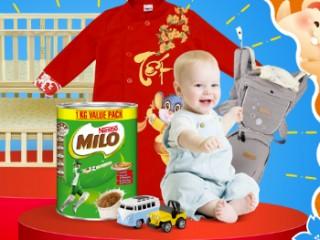 TIKI - Mã giảm giá 15K cho ĐH Mẹ & bé, Giặt giũ, vệ sinh, nhà cửa