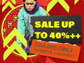 ClownZ Streetwear sale Online đến 40% đón 2020