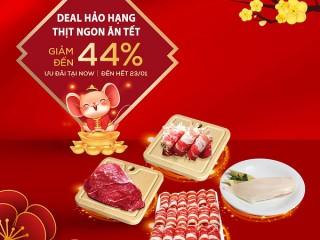 La Masion tiết kiệm 44% khi đặt trên NOW tại TP Hồ Chí Minh
