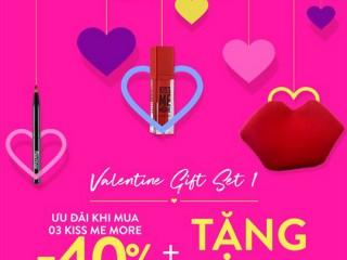 Flormar giảm giá đến 40% khi mua bộ Quà tặng tình yêu