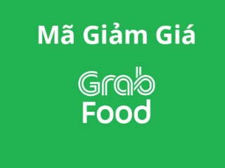 Mã miễn phí vận chuyển dịch vụ GrabFood  cho đơn hàng từ 50k