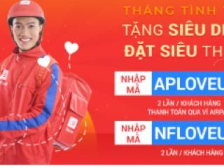 Mã giảm giá 20k dịch vụ Shopee Now thứ 5 hàng tuần