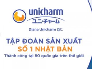 Mã giảm giá Tiki giảm 70k cho thương hiệu Unicharm