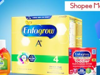 Mã giảm giá 80k cho sản phẩm sữa Enfa, Enfagrow