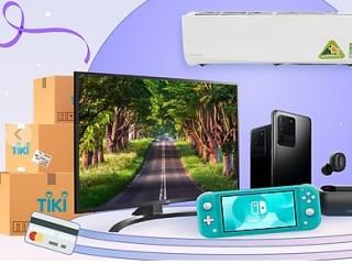Tiki - Xiaomi giảm giá  sâu hàng loạt các smartphone